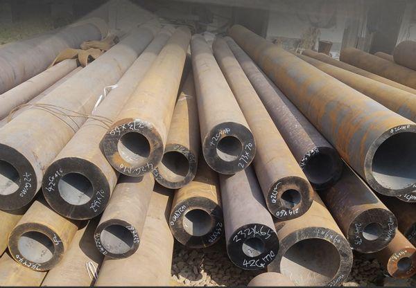 38X4.5無縫鋼管材質20#優惠零售價格