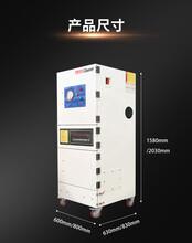 五金噴涂涂裝除塵設備-脈沖工業集塵機圖片