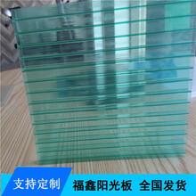 青島車棚陽光板青島雨棚陽光板青島遮陽棚陽光板圖片