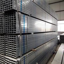 300x300方管長寧小口徑無縫方管配送到廠圖片