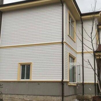 汕头外墙装饰板护墙板PVC挂板批发