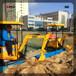 兒童挖掘機廠家兒童挖掘機收費標準兒童設備廠家供應
