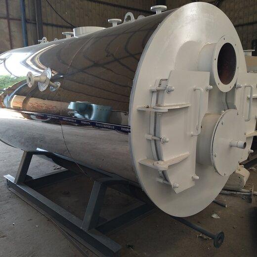 文山0.7噸燃氣蒸汽鍋爐