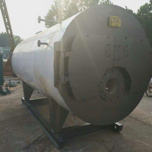 浙江一噸全自動燃氣蒸汽鍋爐技術參數