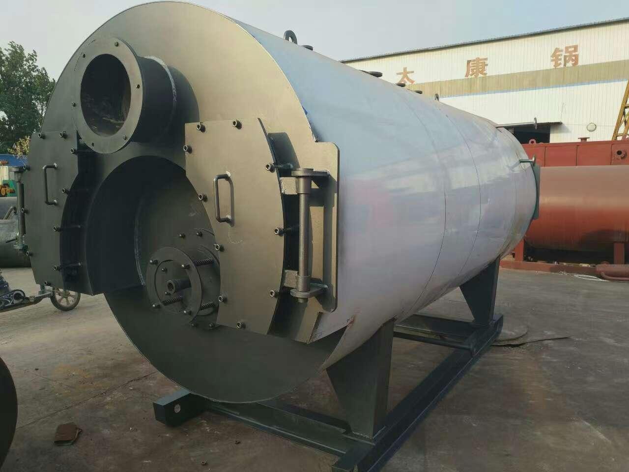 曲靖0.3噸低氮燃氣鍋爐