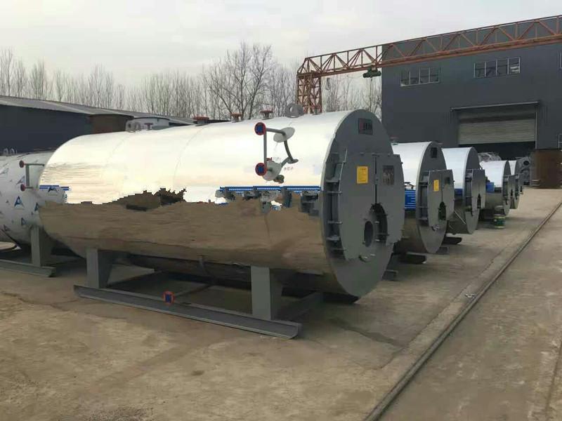 10噸環保低氮燃氣鍋爐__工業-節能-