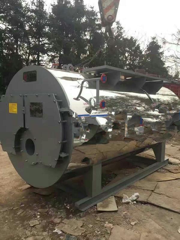 怒江6噸燃氣蒸汽鍋爐