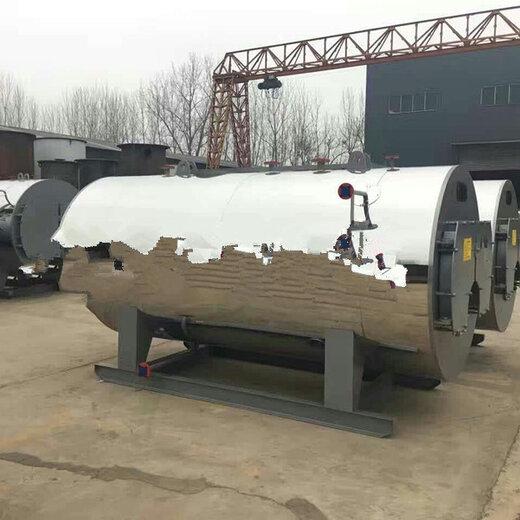吉林0.5噸燃氣模塊蒸汽鍋爐來電定制