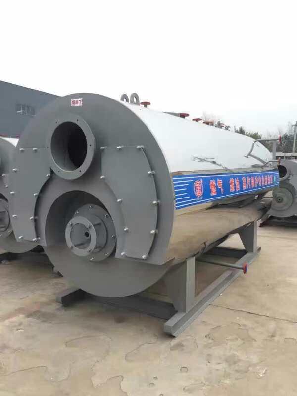 麗江一噸燃油蒸汽鍋爐