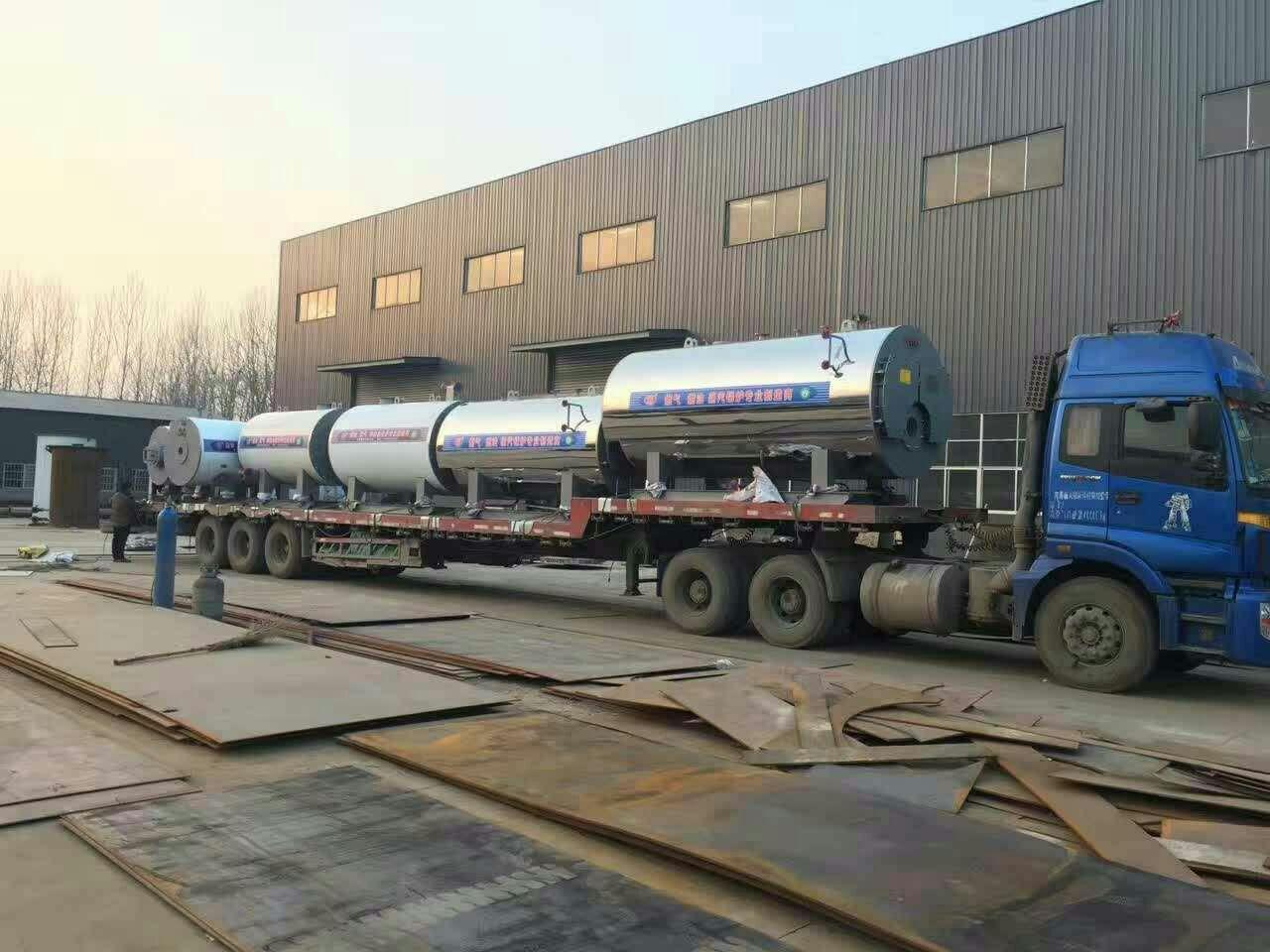 安徽4噸燃氣模塊蒸汽鍋爐型號參數