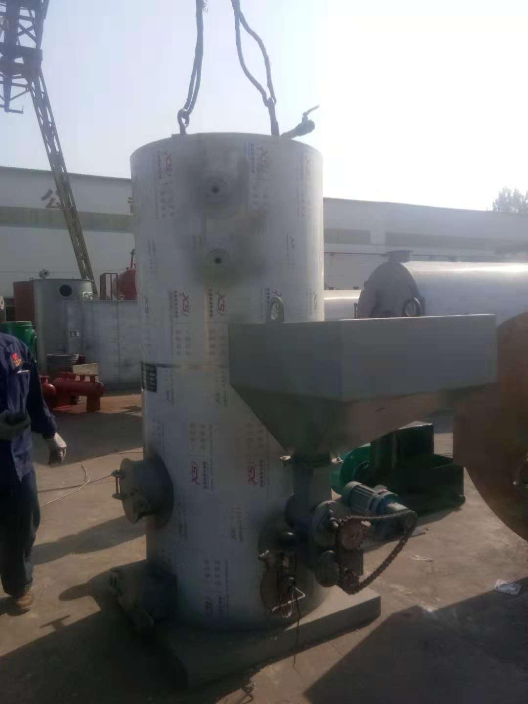 文山10噸燃油氣蒸汽鍋爐