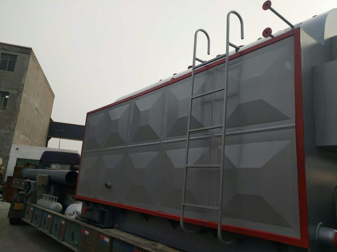 衡陽1噸臥式鏈條蒸汽鍋爐達到--要求