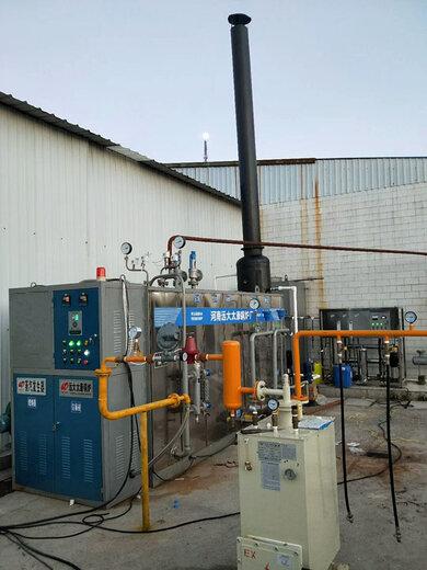 天津1.5噸天然氣低氮蒸汽發生器---全自動-智能控制