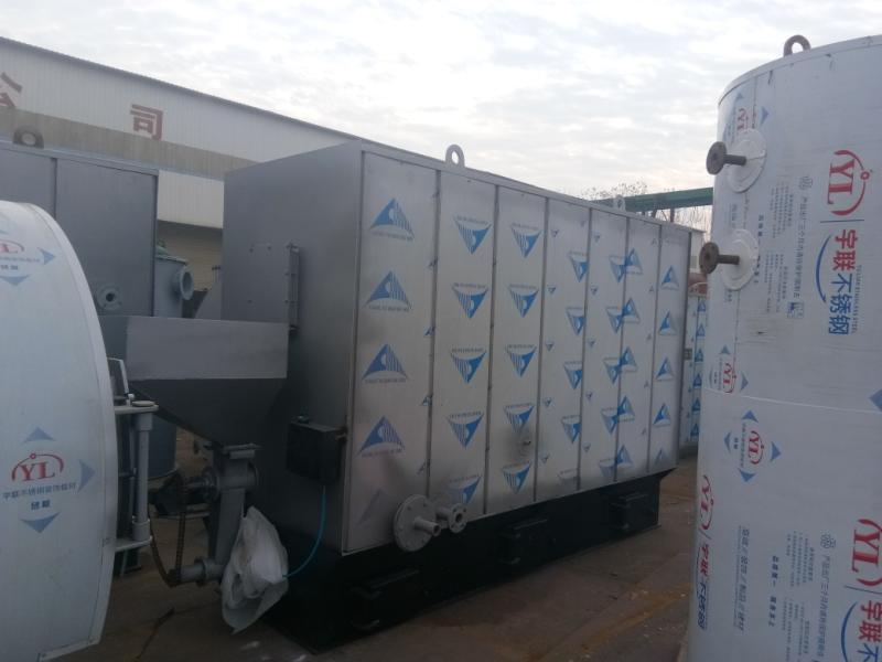 陜西200公斤燃氣直流蒸汽發生器---免辦證-節能