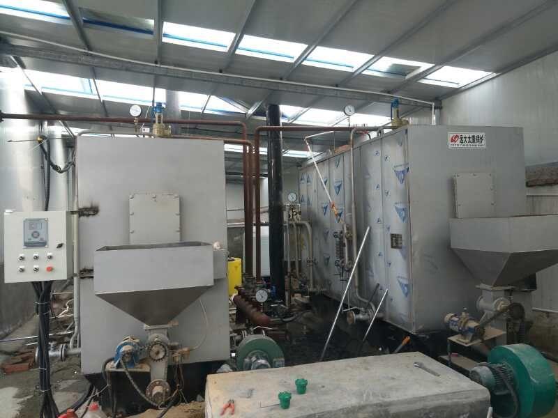 福建1000公斤燃氣直流蒸汽發生器---免辦證-節能