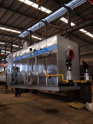 吉林一噸天然氣低氮蒸汽發生器---全自動-智能控制