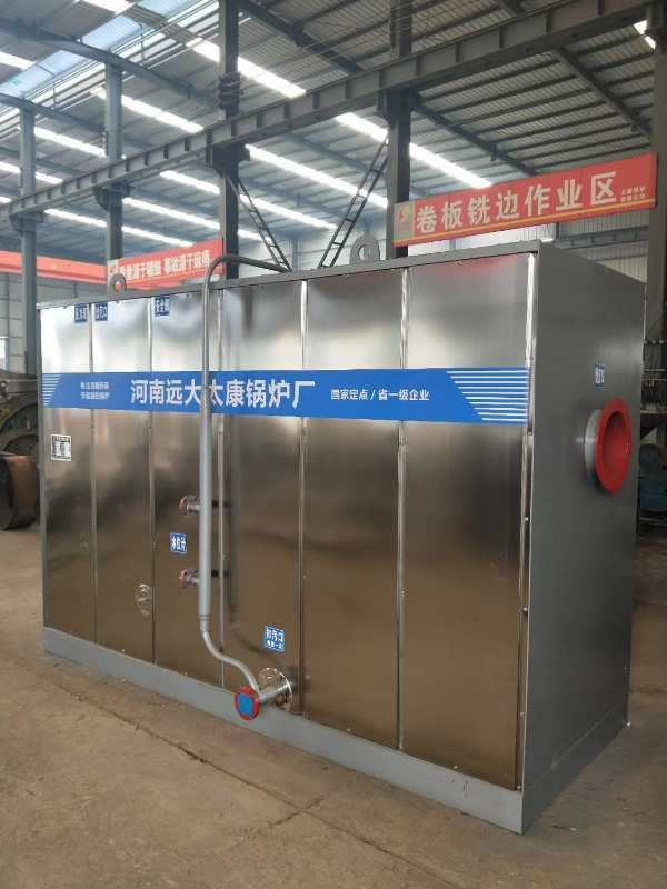 低氮200公斤生物質蒸汽發生器
