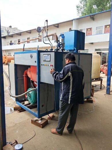 貴州0.3噸燃氣低氮蒸汽發生器---免辦證-節能