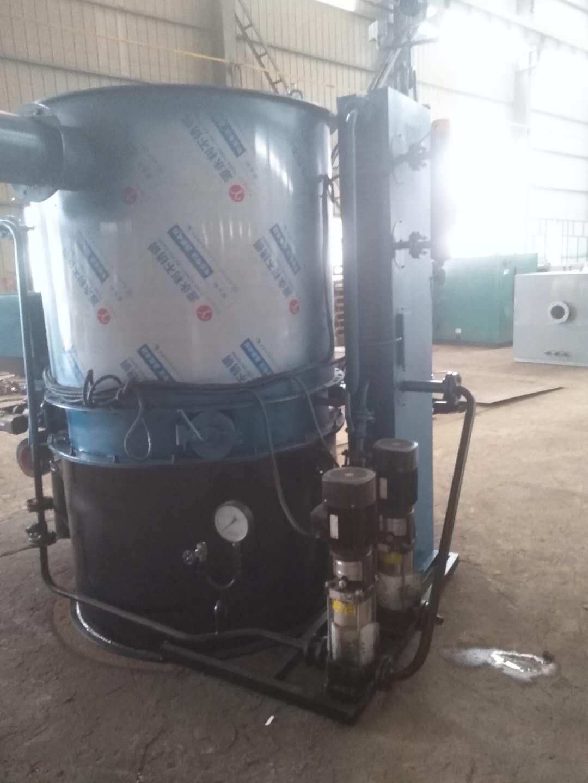 甘肅700公斤燃油蒸汽發生器---全自動-智能控制