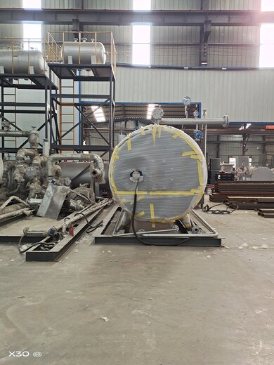 YYW-1200YQ(100萬大卡)天然氣導熱油爐--造紙印刷行業推薦