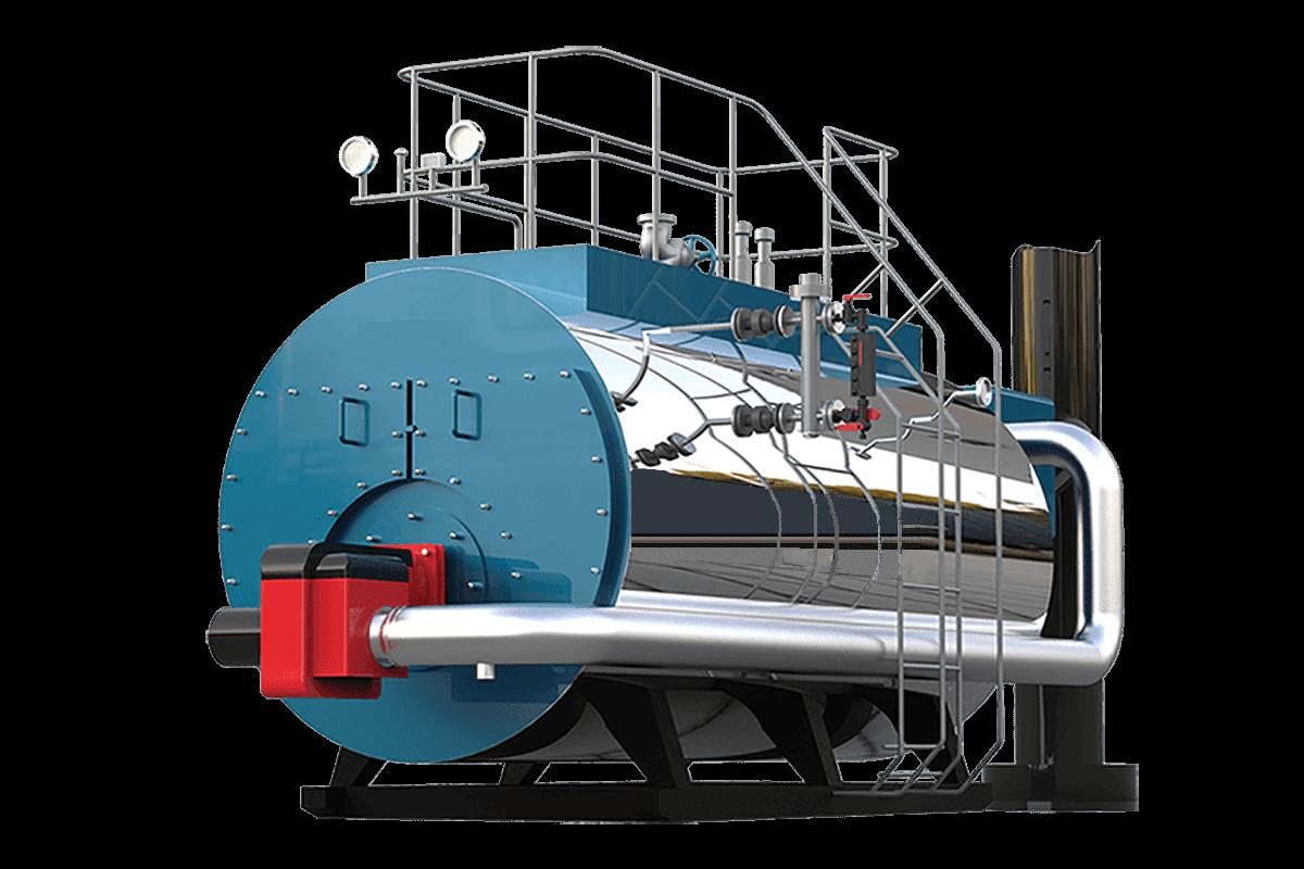 二噸燃氣蒸汽鍋爐---排放-廠家-現貨供應