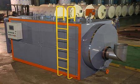 三噸氮燃氣鍋爐--熱效率高 -出氣快- 節能低氮