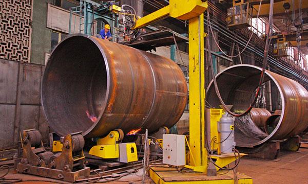 8噸低氮天然氣蒸汽鍋爐--傳熱性能高_安裝周期短