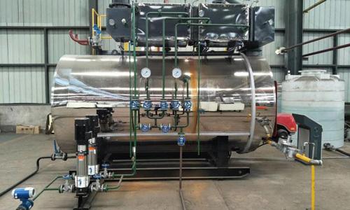 0.7噸燃氣預混蒸汽鍋爐--廠家-節成本30