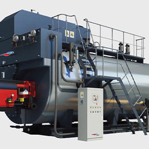 0.3噸預混低氮冷凝燃氣熱水鍋爐--用于-水產-養殖