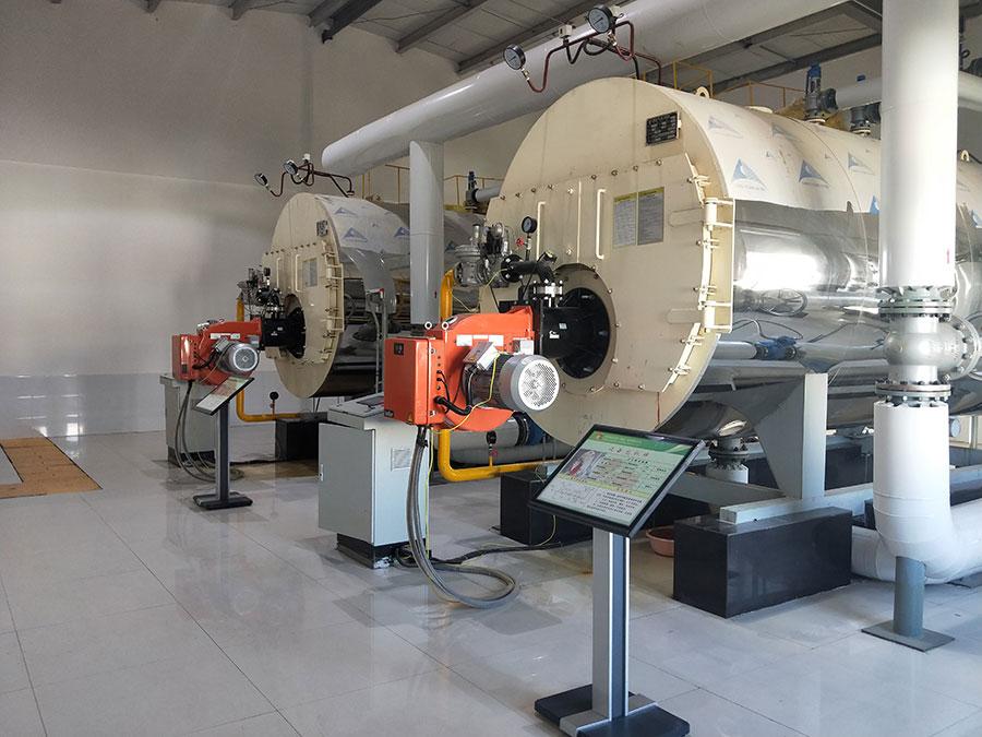 15噸燃氣熱水鍋爐--_廠家_質量可靠