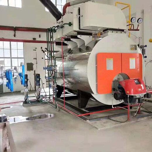 0.3噸全自動燃氣熱水鍋爐--廠房-學校-小區-供暖