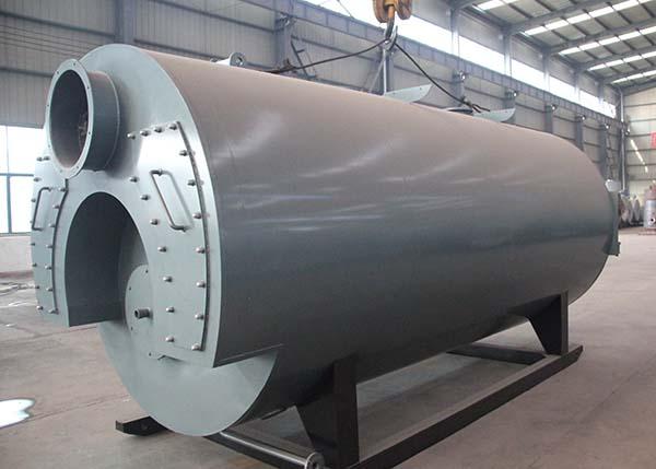 CWNS0.35-85/60-Y(Q)全自動預混燃氣熱水鍋爐--用于-水產-養殖