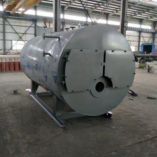 20噸燃氣承壓熱水鍋爐--地暖-暖氣片-循環加熱供暖