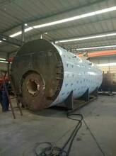 3噸燃氣低氮熱水鍋爐--地暖-暖氣片-循環加熱供暖