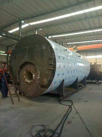 CWNS4.2-85/60-Y(Q)燃氣低氮熱水鍋爐--用于-水產-養殖