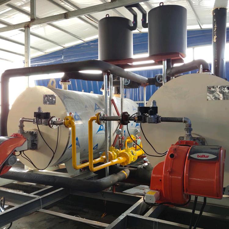 CWNS1.4-85/60-Y(Q)全自動預混燃氣熱水鍋爐--居民供暖-集中供暖