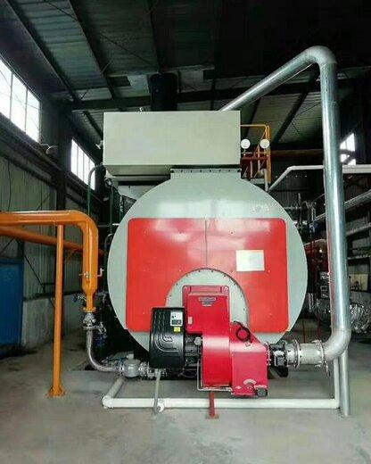 CWNS4.2-85/60-Y(Q)預混低氮冷凝燃氣熱水鍋爐--用于-水產-養殖