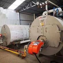 0.7噸燃油熱水鍋爐--居民供暖-集中供暖