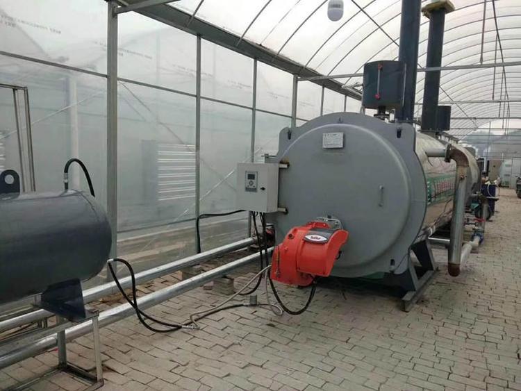 CWNS7.0-85/60-Y(Q)全自動預混燃氣熱水鍋爐--地暖-暖氣片-循環加熱供暖