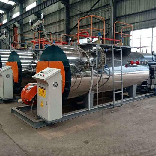 20噸燃氣常壓熱水鍋爐--生活用水-洗浴用水