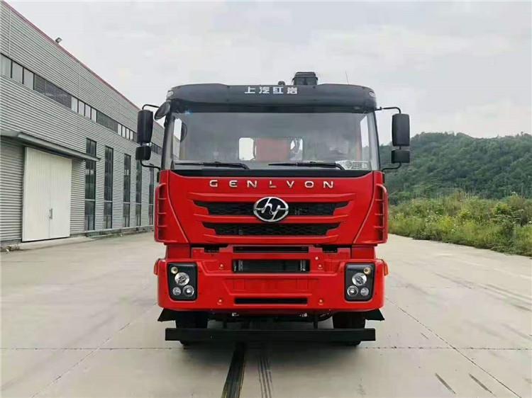 云南東風天龍康明斯270徐工8、10噸隨車吊價格優惠