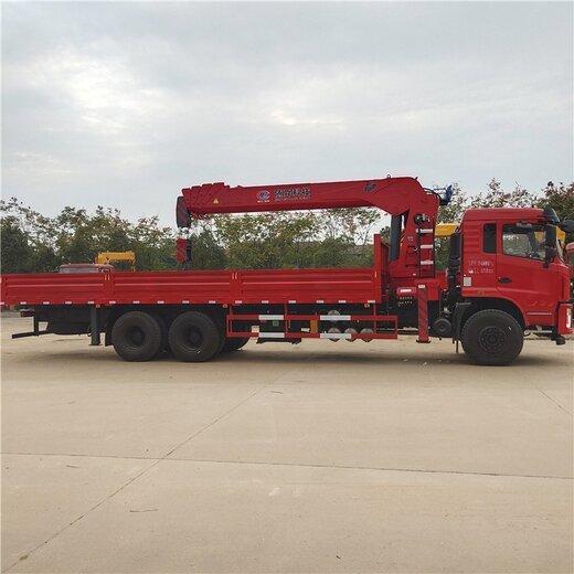 湖南東風D3玉柴240馬力徐工8、10噸隨車吊價格優惠
