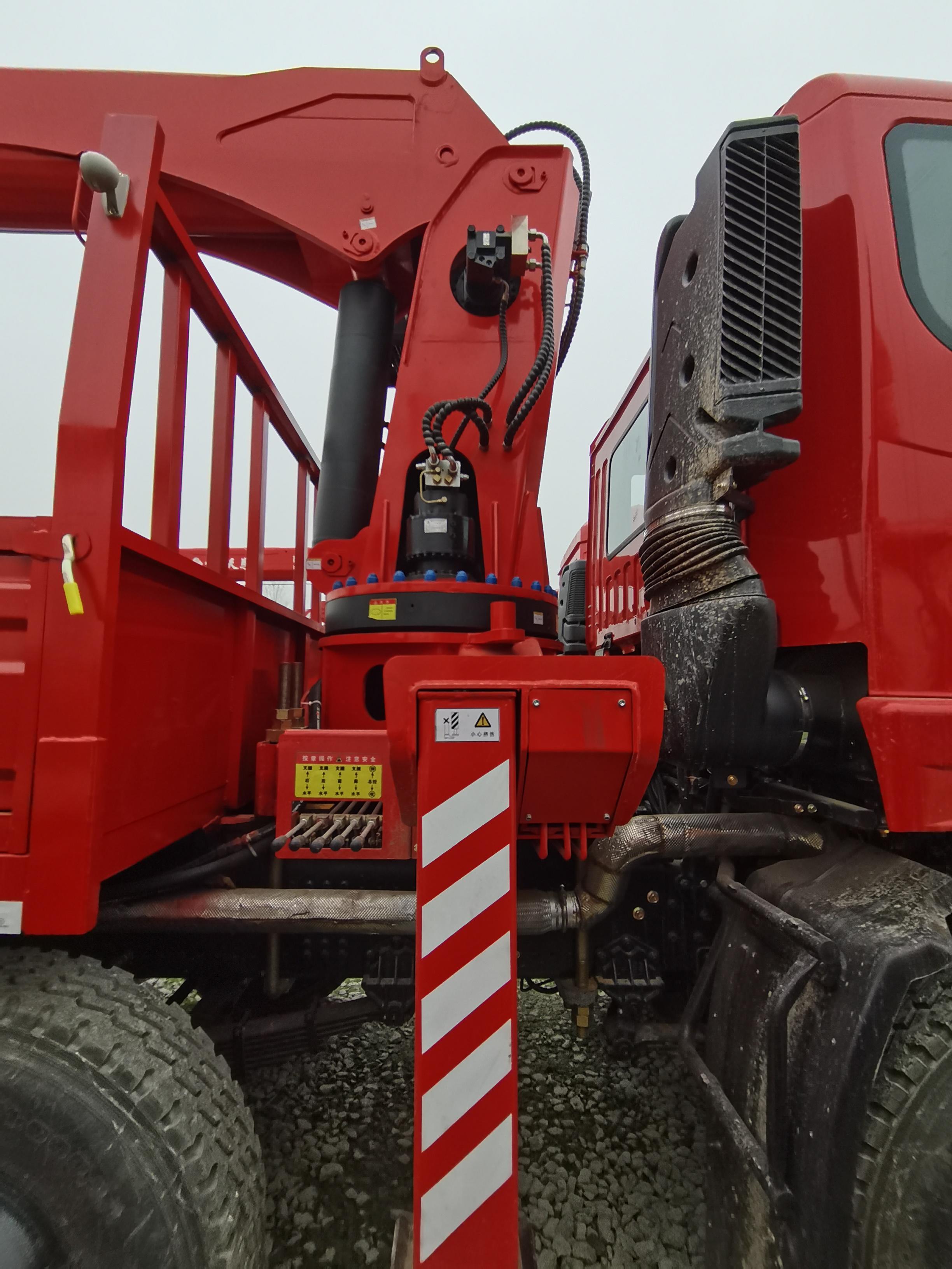 山西重汽歐曼康明斯290徐工16噸隨車吊可分期