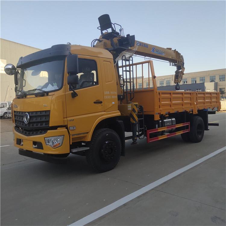 青海陜汽20噸隨車吊質量
