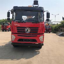 遼寧東風隨車吊12噸14噸石煤隨車吊廠家價格圖片