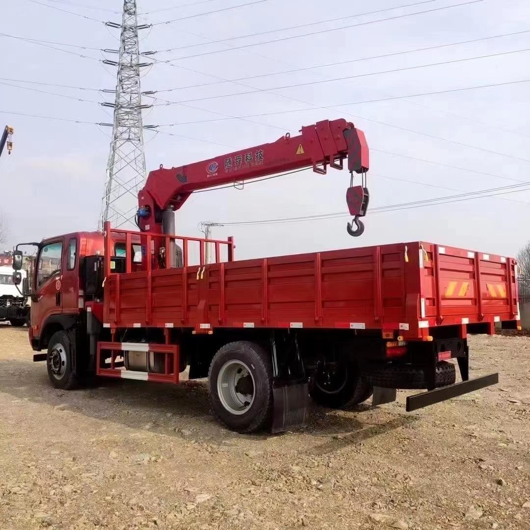 5噸隨車吊徐工吊機天錦隨車起重機生產廠家