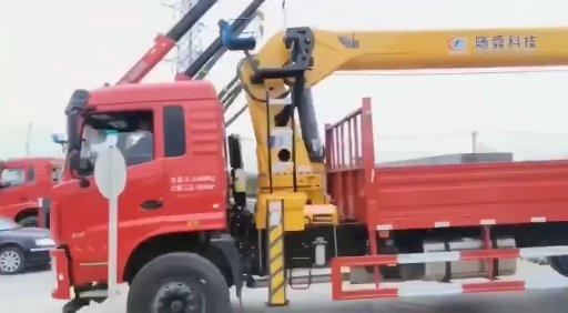 重慶徐工吊機16噸隨車吊隨車起重機廠家