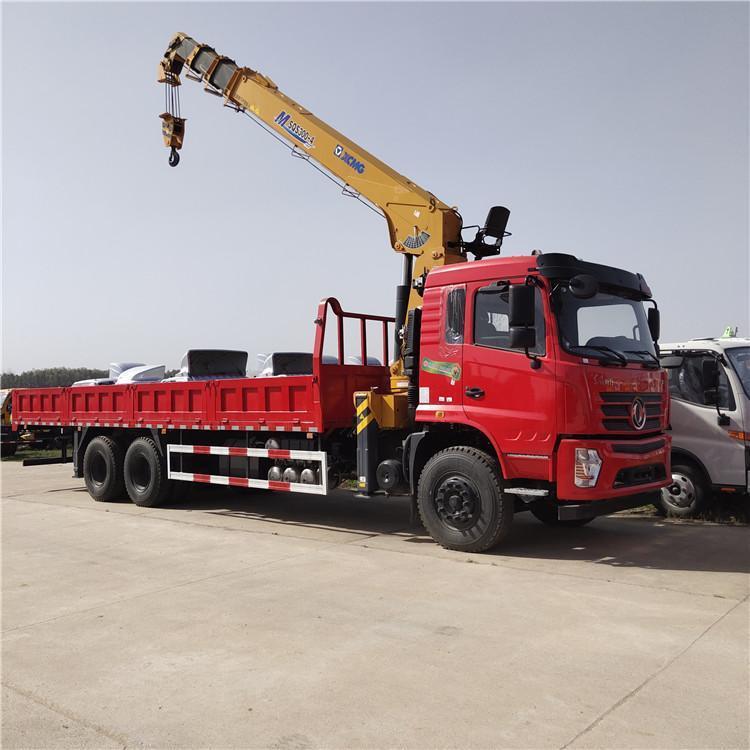 天津徐工吊機6.3噸隨車吊隨車起重機可分期