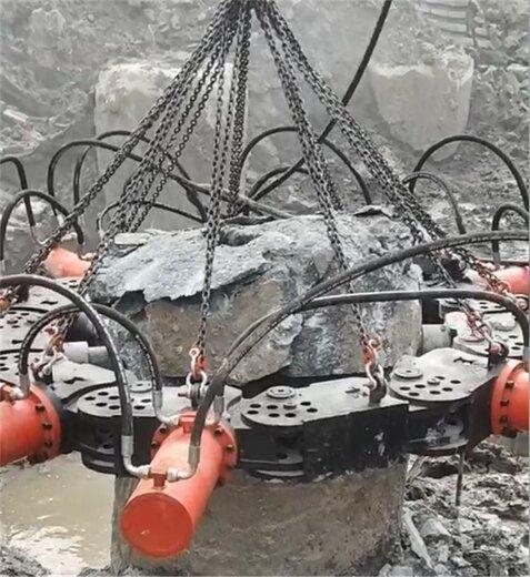 云南進口破樁機服務至上,水泥樁破碎機