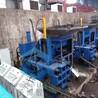 1250噸臥式鋼屑鋼刨花打餅機華宏款圣博牌廠家